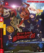 Jaquette After School Midnighters (Combo Blu-ray + DVD - Édition Limitée)