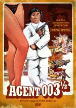 Jaquette Agent 003 1/2 - in geheimer Mission