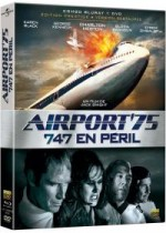 Jaquette Airport 75 : 747 en péril (Combo Blu-ray + DVD - Édition Prestige - Version Restaurée)