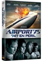 Jaquette Airport 75 : 747 en péril (Édition Prestige - Version Restaurée)