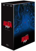 Jaquette Akira (�dition Collector Limit�e)