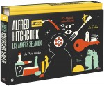 Jaquette Alfred Hitchcock - Les Années Selznick (Édition Coffret Ultra Collector - Blu-ray + Livre)
