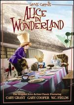 Jaquette Alice in Wonderland