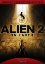 Jaquette Alien 2: On Earth (Alien 2: sulla terra)