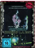 Jaquette Alien Nation - Spacecop L.A. 1991