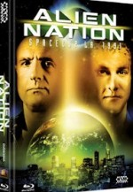Jaquette Alien Nation - Spacecop L.A. 1991 - (Blu-Ray+DVD) (2Discs) - Cover A