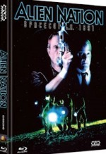 Jaquette Alien Nation - Spacecop L.A. 1991 - (Blu-Ray+DVD) (2Discs) - Cover B