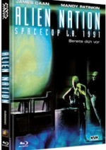 Jaquette Alien Nation - Spacecop L.A. 1991 - (Blu-Ray+DVD) (2Discs) - Cover C