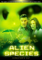 Jaquette ALIEN SPECIES DIRECTOR'S CUT