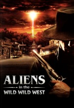 Jaquette Aliens in the Wild Wild West