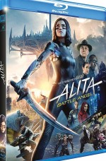 Jaquette Alita : Battle Angel