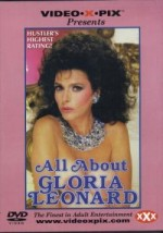 Jaquette All About Gloria Leonard