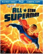 Jaquette All-Star Superman (Blu-ray/DVD Combo + Digital Copy)