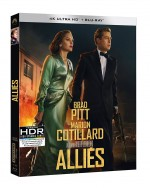 Jaquette Alliés (4K Ultra HD + Blu-ray)