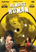 Jaquette Almost Human EPUISE/OUT OF PRINT