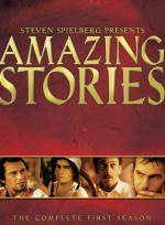 Jaquette Amazing Stories - The Complete First Season