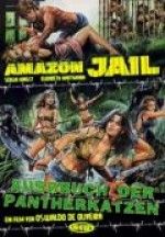 Jaquette Amazon Jail - Ausbruch der Pantherkatzen EPUISE/OUT OF PRINT