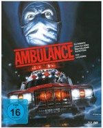 Jaquette Ambulance (3 Disc Edition)