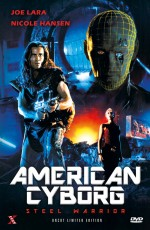 Jaquette American Cyborg (Hardbox Cover A)