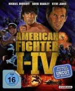 Jaquette American Fighter 1 - 4