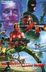 Jaquette American Force 2 : The Untouchable Glory (Cover B)