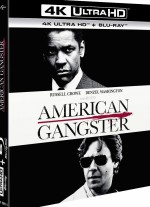 Jaquette American Gangster (4K Ultra HD + Blu-ray )
