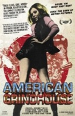 Jaquette American Grindhouse