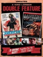 Jaquette American Grindhouse/Nightmares In Red, White And Blue