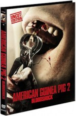 Jaquette American Guinea Pig: Bloodshock (Cover B)