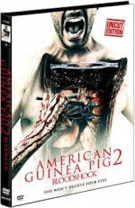 Jaquette American Guinea Pig: Bloodshock (Cover D)