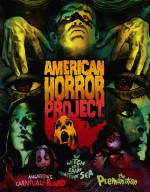 Jaquette American Horror Project Vol 1 (DVD / Blu-Ray Combo All Region)