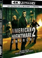 Jaquette American Nightmare 2 : Anarchy