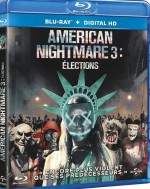 Jaquette American Nightmare 3 : Élections