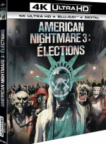 Jaquette American Nightmare 3 : Élections [4K Ultra HD + Blu-ray + Digital]