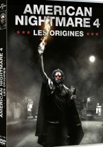 Jaquette American Nightmare 4 : Les Origines