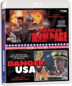 Jaquette American Rampage / Danger USA