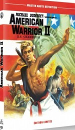 Jaquette American Warrior 2  Le Chasseur (DVD)