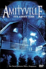 Jaquette Amityville 1992: It's About Time
