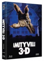Jaquette Amityville 3D (Blu-Ray 3D+DVD) - Cover B