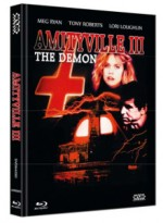 Jaquette Amityville 3D (Blu-Ray 3D+DVD) - Cover D
