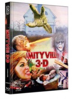 Jaquette Amityville 3D (Blu-Ray 3D+DVD) - Cover E