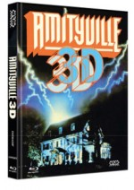 Jaquette Amityville 3D (Blu-Ray 3D+DVD) - Cover F