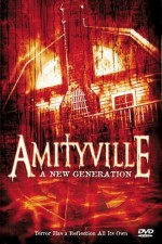 Jaquette Amityville: A New Generation