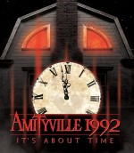 Jaquette Amityville : It's About Time