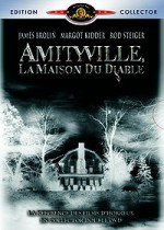 Jaquette Amityville, la maison du diable Edition Collector 2 dvd