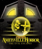 Jaquette Amityville : The Evil Escapes