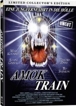 Jaquette Amok Train (Limited BR+DVD Mediabook Cover A)