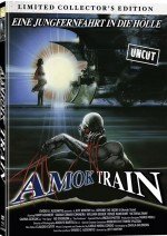 Jaquette Amok Train (Limited BR+DVD Mediabook Cover B)