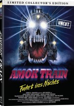 Jaquette Amok Train (Limited BR+DVD Mediabook Cover C)