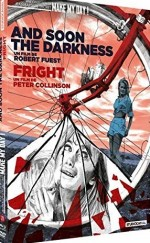 Jaquette and Soon The Darkness + Fright [Combo Blu-Ray + DVD]